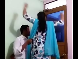 Indian Office Scandal Secretary Fucked by Boss 43 Minute Full Video Visit