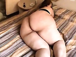 BBW with very big butt