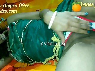 Indian hot Monika bhabi masterbat in village Indian Desi video