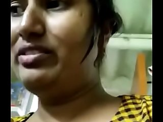 Swathi naidu enjoying with cats in home