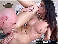 Hot Mating Instalment In the sky Huge Dick Ride Hard by Naughty Mature Nipper (india summer) vid-16