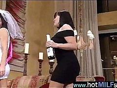 (india summer) Mature Lady Ride On the top of Cam Huge Dick mov-14