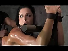Creampie bondage studio in the air grown up milf