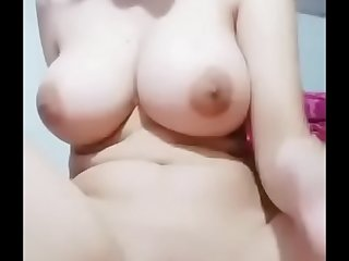 Indian huge tit pussy play