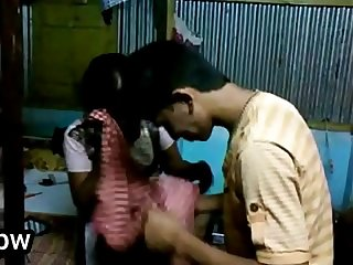 Desi college students fantacy group sex when parents outdoor // Watch Full 27 min Video At