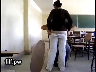 Desi college couple fucked badly in classroom // Watch Full 32 min Video At