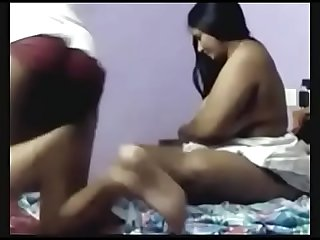 Tamil mom fuck by her son'_s best friend