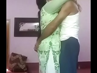 Bhabhi with her dever