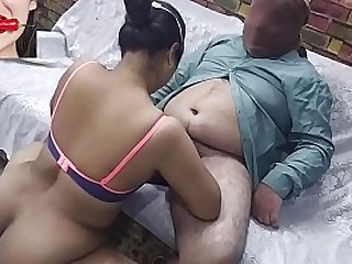 Desi beutiful aunty fucking with uncle clear audio