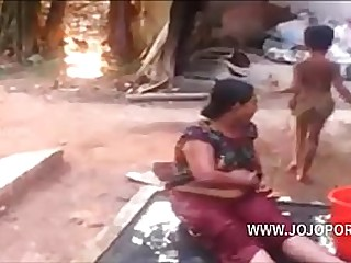Middle Age Indian Couple Fucking On Camera For Money