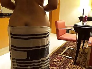 desi wife having sex in kitchen