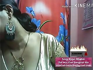Hindi webcam by Indian slut aunty