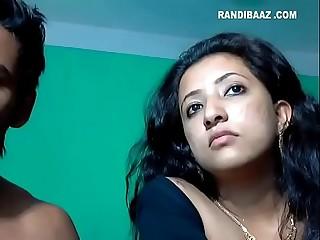 Indian muslim lovers Riyazeth n Rizna private Show