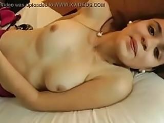 Desi girl striptease