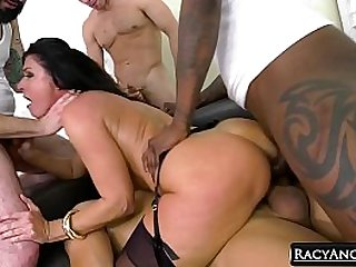 Anal Battle of DP Loving MILFs #2 Cherie DeVille, India Summer, Mark Wood