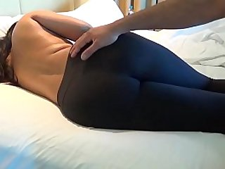 Big ass indian girl in leggins