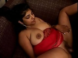 Fat indian mature getting fucked