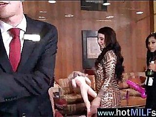 Banged Like A Star On Cam A Slut Milf (india summer) video-17
