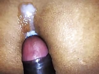 Desi Indian boyfriend spying his girl fucked by him.