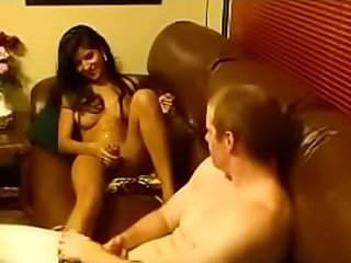 Desi  Model College Girl  Lets White Guy Fuck Her Like A Whore